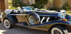 Classic limo to hire